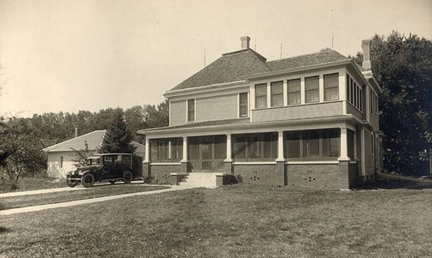 wayne house