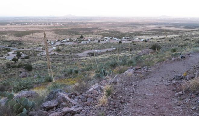 rh camp view